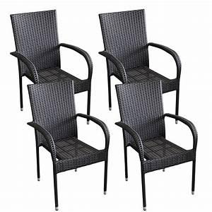 Polyrattan Stühle Günstig Kaufen : st hle g nstig kaufen ~ Watch28wear.com Haus und Dekorationen