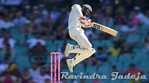 Indian, Cricket, Wallpaper, With, Picture, Of, Ravindra, Jadeja