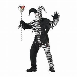 Deguisement Joker Enfant : d guisement de joker squelette noir et blanc ~ Preciouscoupons.com Idées de Décoration