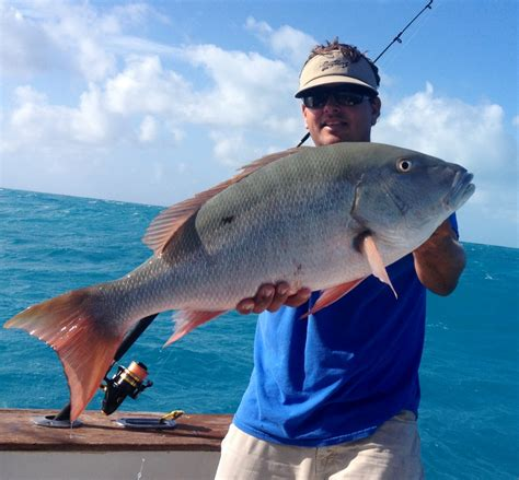 fishing december mutton offshore nice keys snapper capt ross caught florida paul while