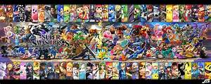 Super Smash Bros Ultimate Dual Monitor Background By JemiZZ Smashbros