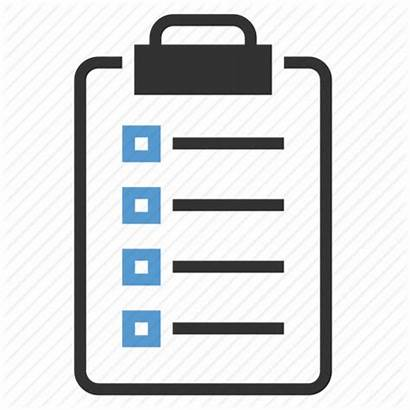 Organizer Checklist Record Icon Form Todo Tasks