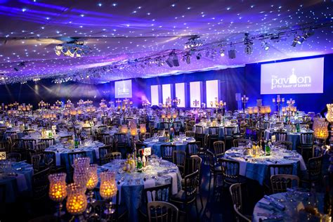 the best charity event the pavilion at the tower of london