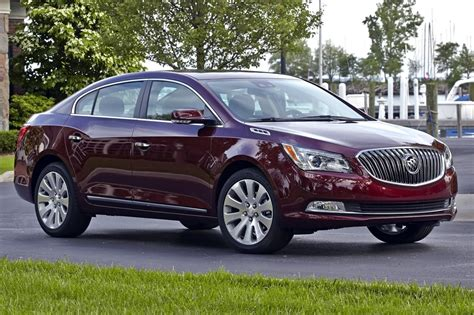 Used Buicks by Used 2014 Buick Lacrosse For Sale Pricing Features