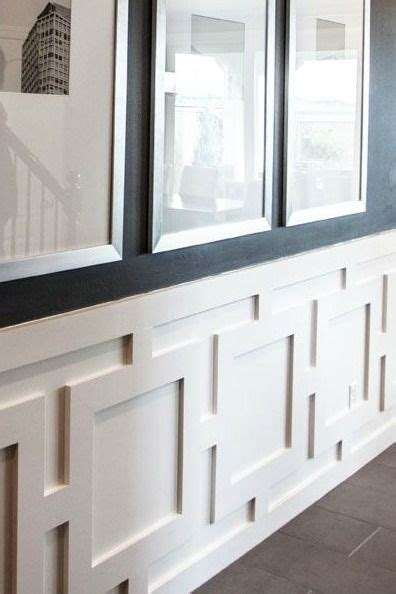 25+ Best Ideas About Wall Trim On Pinterest  Moulding And