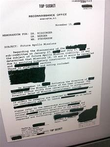 More Found Footage- Classified: Wikileaks - 1975 APOLLO 18 ...