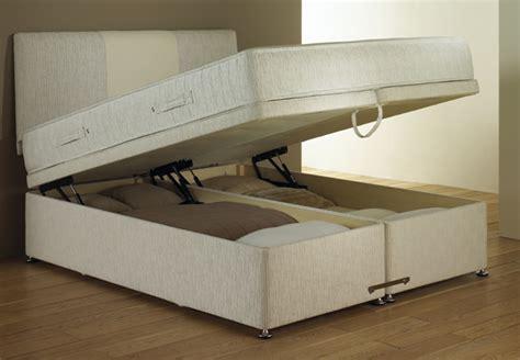 Ikea King Size Storage Headboard by Dorlux Contourflex Lift Up Ottoman Storage Bed At