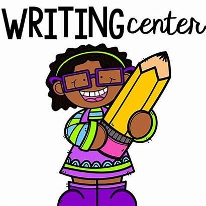Writing Preschool Clipart Kindergarten Clip Centers Cliparts