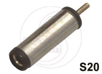 DC Plug (Moulding) 55mmx21mm 2  DC Plug (Moulding) 5