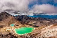 Emerald Lake New Zealand