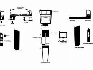 1999 Toyota Tacoma Dash Kits