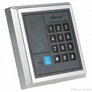 2020 Rfid Proximity Entry Door Lock Access Control System