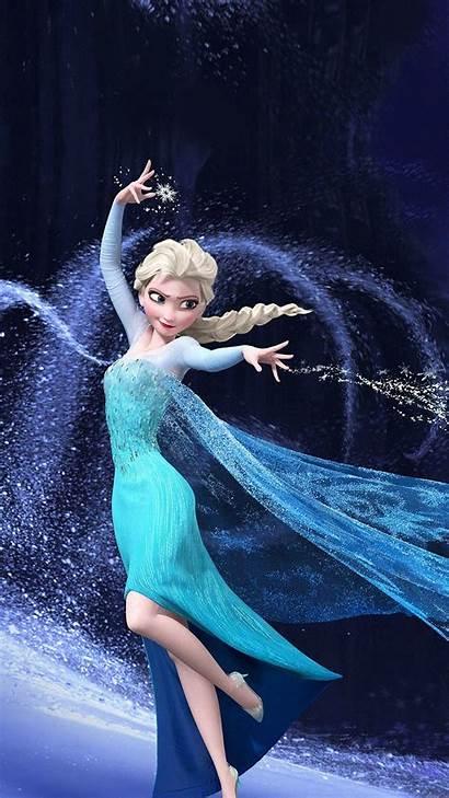 Disney Iphone Frozen Elsa Halloween Glitter Queen