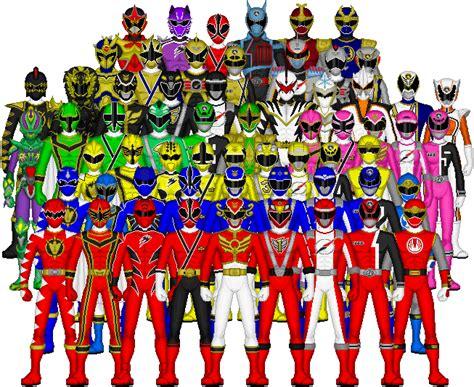 power ranger legends rangers em desenho