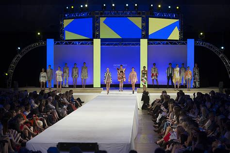 photo gallery   daap fashion show university