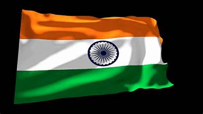 Flag India Animation Map Moving Shutterstock Indianflag