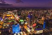 Downtown, Santo Domingo, Dominican Republic | Dronestagram