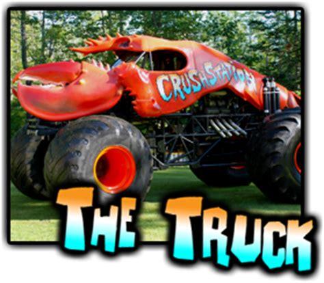 monster truck show maine about us crushstation the monstah lobstah bottom