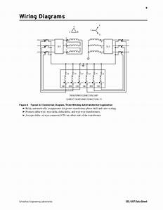 Sel 587 Current Differential Relay
