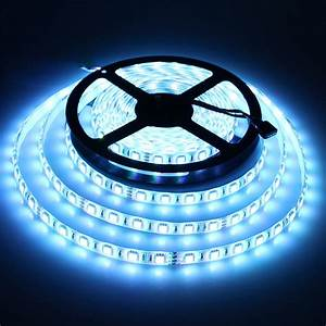 Dc12v Led Strip Light 5050 60leds  M 5m   Single Color  Rgb