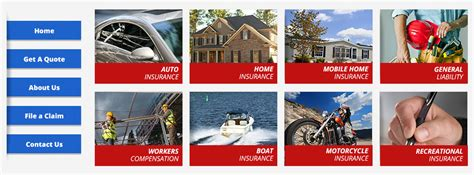 Auto, Home, Mobile Home And Commercial Insurance