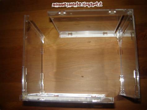 Custodie Porta Cd by Mamme Fai Da Te Contenitori Con Custodie Porta Cd
