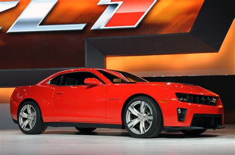 2018 Chevrolet Camaro Zl1 Is The Fastest Most Powerful Ever