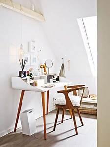 Zimmer Mit Schrägen : ideen f r schlafzimmer mit dachschr ge ~ Lizthompson.info Haus und Dekorationen
