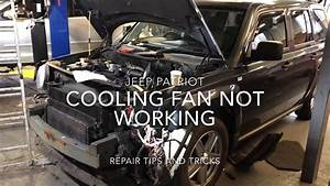 Jeep Patriot 2 0 Crd 2007 Engine Cooling Fan And Air