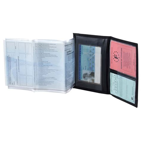 porter plainte carte grise non faite porte carte grise 600d pvc personnalisable 00017v0006617