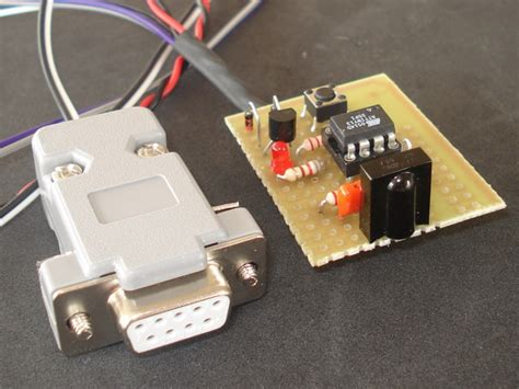 Infrared Remote Control Receiver For Media Centers