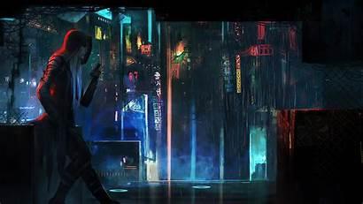 Cyberpunk Dagger Resolution Published July 4k Wallpapers