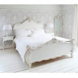 provencal sassy white bed bedroom company