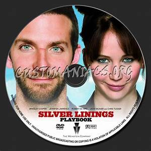 Silver Linings Playbook Dvd Label
