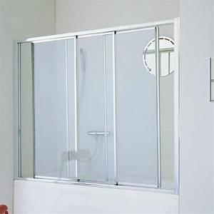 Pare Douche Pour Baignoire : paroi pour baignoire d angle ~ Premium-room.com Idées de Décoration