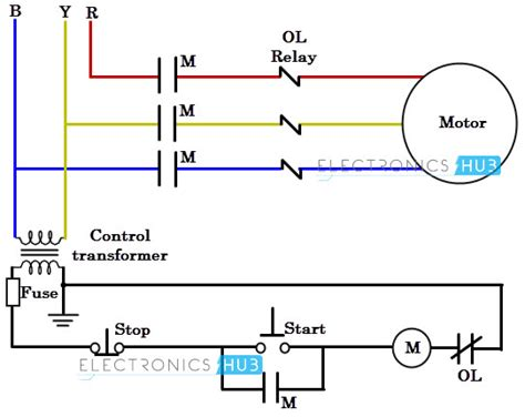 three phase electrical wiring diagram diagram three phase wiring