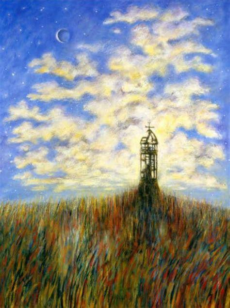 lighthouse  abarat art art wallpaper painting