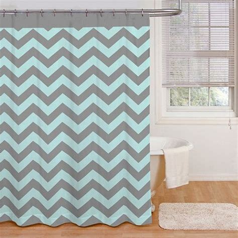 72 inch x 72 inch shower curtain in aqua grey