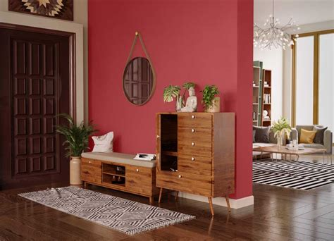 try cherry crush n house paint colour shades for walls