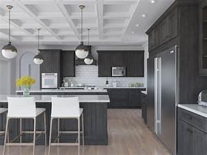 Color Me Cabinet  U2013 Hottest Trends In Kitchen Cabinet Color