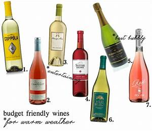 Style Within Reach: Entertaining: Best Cheap Wines For ...