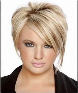 Coupe Courte Pour Visage Rond : coiffures courtes pour visage rond ~ Melissatoandfro.com Idées de Décoration