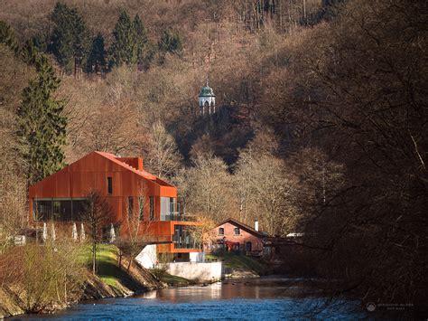Haus Müngsten Im Frühjahr  Bergische Bilder  Dirk Marx