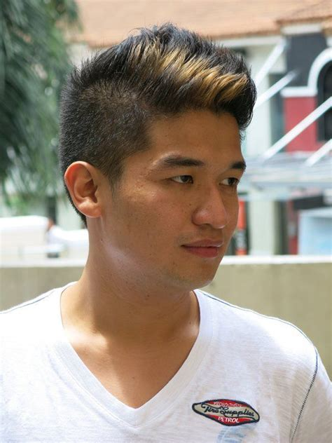 filipino hairstyles for men google search hair styles