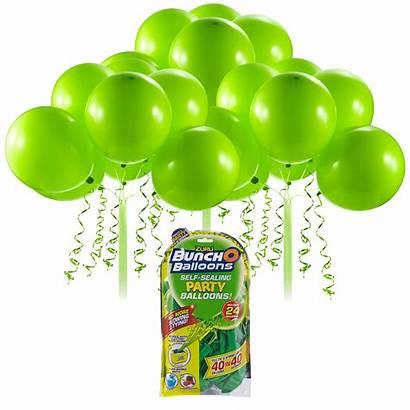 Balloons Bunch Walmart Party Latex Self Sealing