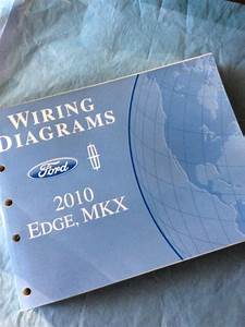 2010 Ford Edge Mkx Electrical Wiring Diagrams Service