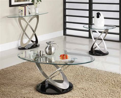 Making your own oval glass coffee table can seem like a chore to put in the basket too hard, but if you leave aside the fancy job routing, curved legs, intricate woodwork and other elements can still make yourself oval center table handsome. Mesmerizing Cocktail Table Sets That Are Perfect for Your Living Room Space - HomesFeed