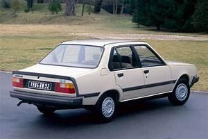 Renault 18 Gtx  1984   U2014 Parts  U0026 Specs