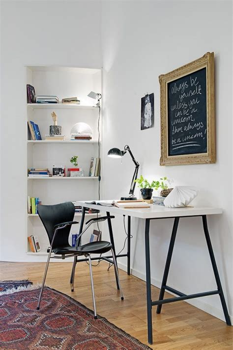 Home Office Decor Ideas by 32 Smart Chalkboard Home Office D 233 Cor Ideas Digsdigs