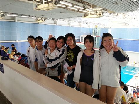 hong kong school sports federation inter schools swimming competition